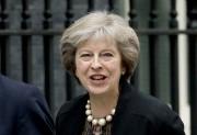 TheresaMay, une eurosceptique qui avait finalement rejoint la... (AP, Matt Dunham) - image 3.0