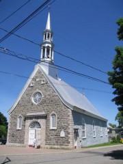 L'église Saint-Étienne de Beaumont... (Tirée de www.patrimoine-culturel.gouv.qc.ca) - image 2.0