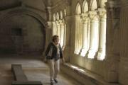 L'amie Michèle, guide touristique remarquable à l'Abbaye de... (Le Soleil, Mylène Moisan) - image 2.0
