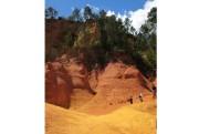 Les ocres de Roussillon offrent un saisissant camaïeu... (Le Soleil, Mylène Moisan) - image 7.0