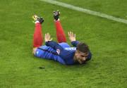 Le Français Antoine Griezmann est le meilleur buteur... (AFP, Francisco Leong) - image 3.0
