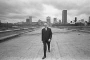 Jean Drapeau s'était fait photographier en 1966 par... (Photo Archives Magazine MacLean's) - image 1.1