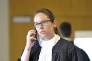 La criminaliste Marie-Ève St-Cyr estime que son client... (Photo Le Quotidien, Rocket Lavoie) - image 1.0