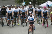 Les participants sherbrookois du 21e Tour CIBC Charles-Bruneau ont... - image 2.0