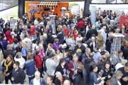 Environ 400 personnes ont fait fi de la... (Photo Le Quotidien, Rocket Lavoie) - image 1.0