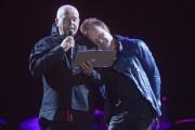 Sting et Peter Gabriel ont présenté un spectacle... (Le Soleil, Jean-Marie Villeneuve) - image 5.0