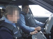Faycal Djelidi, l'un des quatre policiers arrêtés hier,... (PHOTO FOURNIE PAR LES ACTUALITÉS) - image 1.0