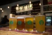 La Upstreet Craft Brewing compte parmi les intéressantes... (PHOTO IVANOH DEMERS, LA PRESSE) - image 1.0