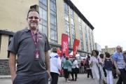 Le coordonnateur du Festival des vins de Saguenay,... (Photo Le Quotidien, Rocket Lavoie) - image 1.0