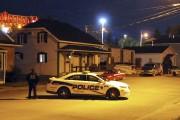 Aux alentours de 21h, les policiers de la... (Photo Le Quotidien, Rocket Lavoie) - image 1.0