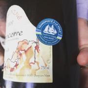 Les bouteilles de vin transportées par TOWT sont... (Photo fournie par TOWT) - image 1.0