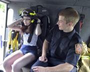 Chaque année, les pompiers de Saguenay effectuent plusieurs... (Photo Le Progrès-Dimanche, Rocket Lavoie) - image 1.1