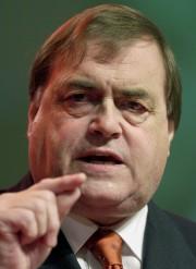 L'ex-vice premier ministre britannique, John Prescott... (PHOTO ARCHIVES AP) - image 1.0
