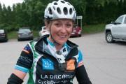 Chez les dames, la nouvelle championne du... (Photo Le Progrès-Dimanche, Michel Tremblay) - image 1.0
