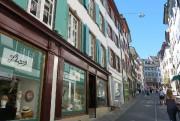 Les boutiques branchées de la rue Spalenberg.... (Photo Catherine Lefebvre, collaboration spéciale) - image 4.0
