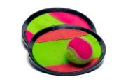 Les raquettes de Velcro... (PHOTO OLIVIER JEAN, LA PRESSE) - image 4.0