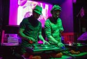 Les DJ de Canicule Tropicale (Philippe Noël, à... (Photo fournie par le festival Nuits d'Afrique) - image 2.0