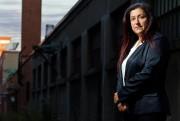 La criminologue Maria Mourani a déposé le projet... (PHOTO OLIVIER JEAN, LA PRESSE) - image 1.0