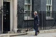 La ministre de l'Intérieur du gouvernement conservateur sortant,... (PHOTO AFP) - image 4.0