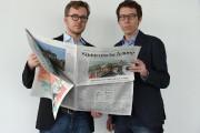 Bastian Obermayer et Frederik Obermaier... (Fournie par les éditions du Seuil) - image 2.0
