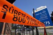 L'hôtel de ville de Terrebonne est notamment visé... (PHOTO PATRICK SANFAÇON, LA PRESSE) - image 1.0