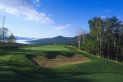 Conçu par l'architecte Bob Cupp, le Mountain Course... (Photo fournie par Stowe Mountain Lodge) - image 2.0