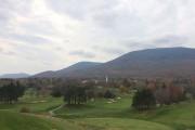 Le parcours du club The Equinoxoffre des vues... (Photo fournie par Equinox Golf Resort and Spa) - image 3.0
