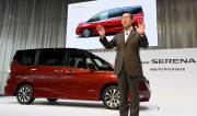 Le vice-président de Nissan, Kimiyasu Nakamura, lors de... - image 3.0