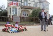 La Maison des Canadiens à Bernières-sur-Mer, en Normandie.... (Photo André Duchesne, La Presse) - image 2.0