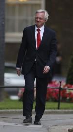 David Davis, ministre du Brexit... (AFP) - image 3.1