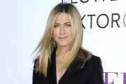 Jennifer Aniston en avril. Les rumeurs sur une... (AP, Richard Shotwell) - image 2.0
