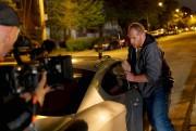 Podz et Alexandre Goyette pendant le tournage de... (Fournie par les Films Séville) - image 3.0