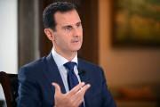Le président Assad en entrevue àla chaîne américaine... (photo archives sana/AP) - image 1.0