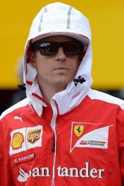 Il y a deux semaines, Kimi Raikkonen n'était... (AFP) - image 1.0