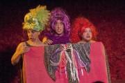 Dès leur entrée en «dry queens», Guylaine Rivard,... (Photo Le Quotidien, Michel Tremblay) - image 1.0