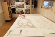 L'exposition ne s'étend pas sur les controverses et... (Photo Michel Pinault, fournie par la maison de la culture Maisonneuve) - image 2.0
