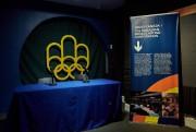 Le studio de retransmission de Radio-Canada a été... (Photo Michel Pinault, fournie par la maison de la culture Maisonneuve) - image 3.0