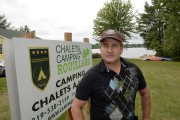 Martin Picard, propriétaire du Camping Rouillard, se serait... (Sylvain Mayer) - image 2.0