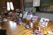 Les enfants ont fait une démonstration exhaustive de... (Janick Marois, La Voix de l'Est) - image 1.0