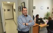 Le directeur général du Service d'accueil aux nouveaux... (Photo: Francois Gervais) - image 1.0
