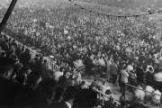 Cette photo de 1957 montre le grand rassemblement... (Archives Société historique du Saguenay) - image 4.1