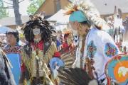 Plus de 180 danseurs ont participé au traditionnel... (Photo Le Progrès-Dimanche, Gimmy Desbiens) - image 1.0