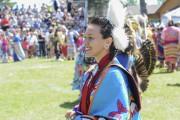 Les festivités du Grand rassemblement des Premières Nations... (Photo Le Progrès-Dimanche, Gimmy Desbiens) - image 1.1