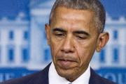 Barack Obama ors d'une intervention spéciale depuis la... (AP) - image 2.0