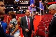 Le président duComité national républicainReince Priebus a visité... (PHOTO REUTERS) - image 2.0