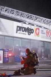 Un incendie a lourdement endommagé une épicerie de... - image 1.0
