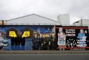 Un mur et des barrières séparent les ghettos... (Photo Olivier Thomas, collaboration spéciale) - image 2.0