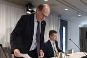 Richard McLaren, de l'Université Western, en conférence de... (La Presse Canadienne, Frank Gunn) - image 1.0