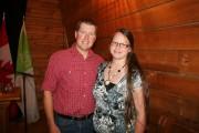 Dave Ingalls et Eline Van der Veen, propriétaires... (Courtoisie) - image 1.0