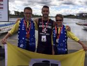 Le Centre-du-Québec a récolté quatre médailles durant la... - image 2.0